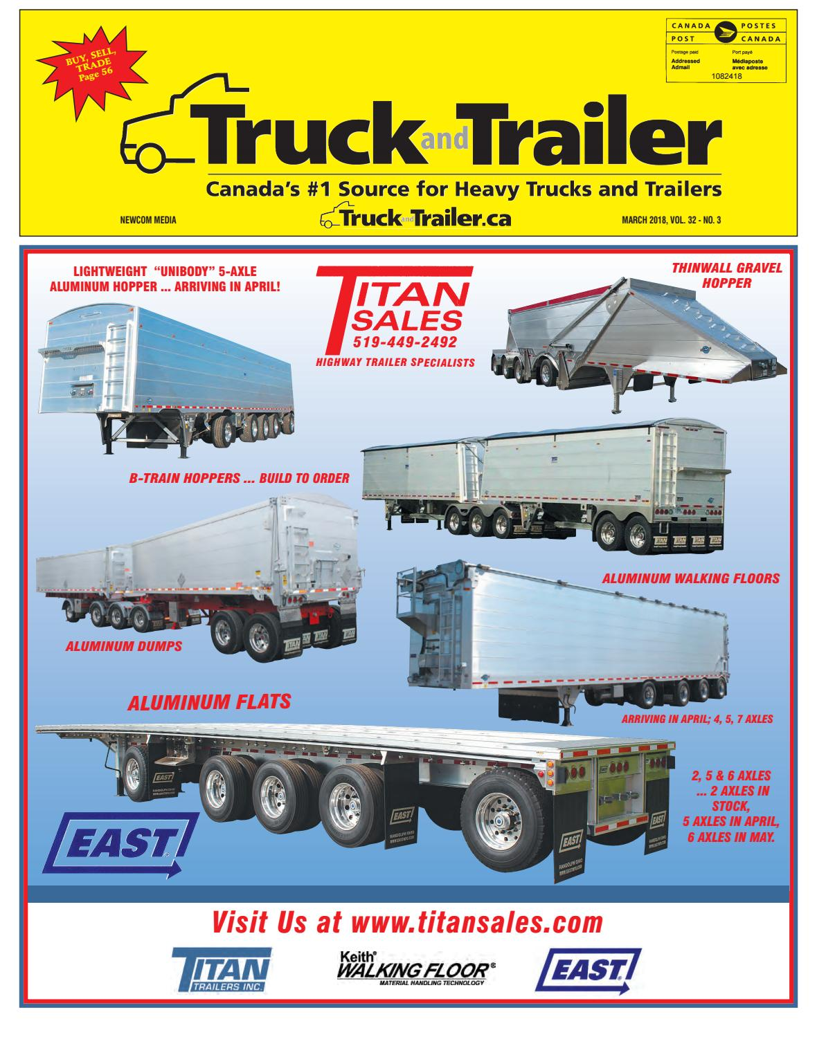 Truck and Trailer March 2018 by Annex Business Media - issuu