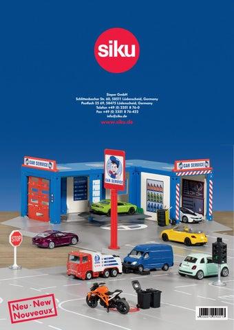 Blechspielzeug Autos, Lkw & Busse Top Siku Super 2546 Vw Amarok Winterdienst 1:50 Schneepflug Neu Top