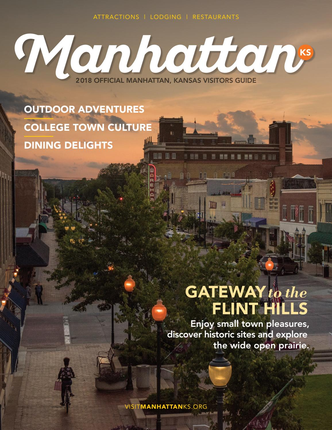 Manhattan Visitor\'s Guide 2018 by Sunflower Publishing - issuu