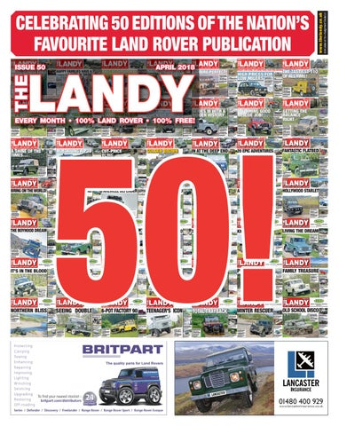 The Landy April 18 By Assignment Media Ltd   Issuu