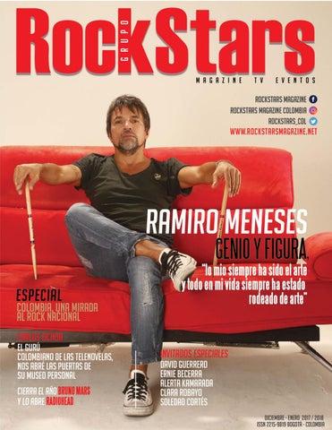 Rockstars Diciembre Enero 2018 By Tania Rockstars Issuu