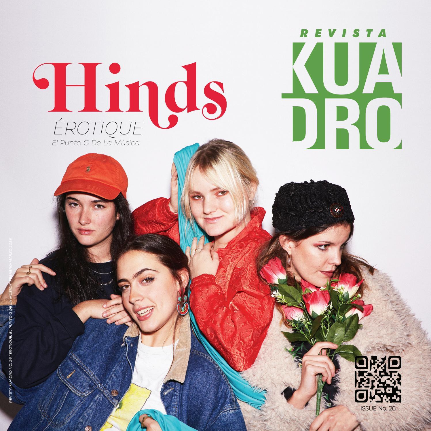 a48afabda0140 Revista Kuadro No. 26 by Revista Kuadro - issuu