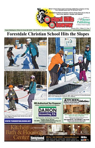Oxford Hills Observer February 2016 by Turner Publishing