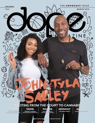 5c6b4b9014545 DOPE Magazine - Arizona - The Advocacy Issue - March 2018 by DOPE ...
