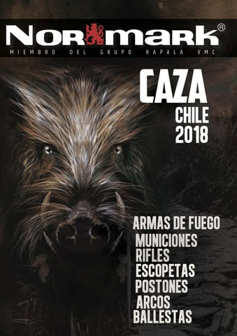 Cat caza NORMARK 2018 by Normark Spain - issuu 1d69b46b7a9