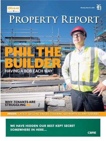 NZ Herald QV Property Report - March 2018 by NZME  - issuu