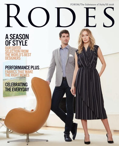 70b4967e83c5 Rodes Forum  Spring Summer 2018 by Wainscot Media - issuu