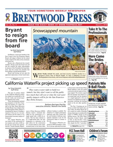 a5d2ac1bef Brentwood Press 03.02.18 by Brentwood Press   Publishing - issuu