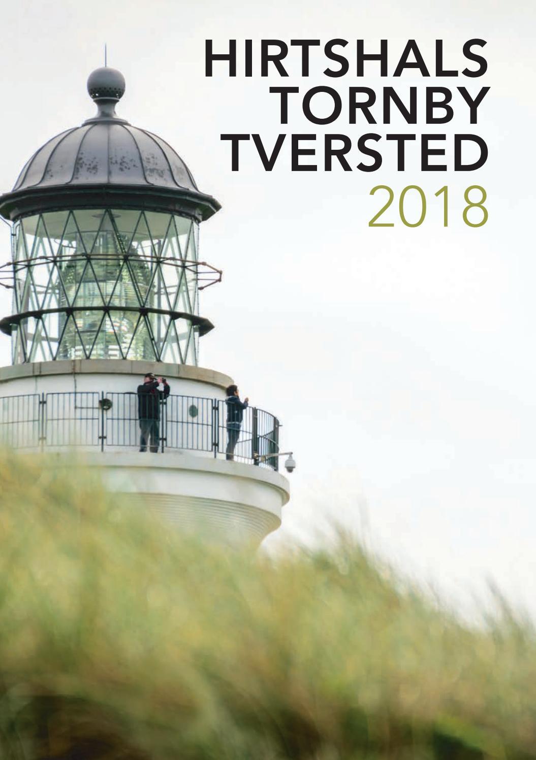 Hirtshals, Tornby & Tversted guide 2018 by visithirtshals - Issuu