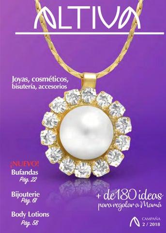 fe1a999eb8d7 Catalogo 2 - 2018 by Altiva Venta por Catálogo - issuu