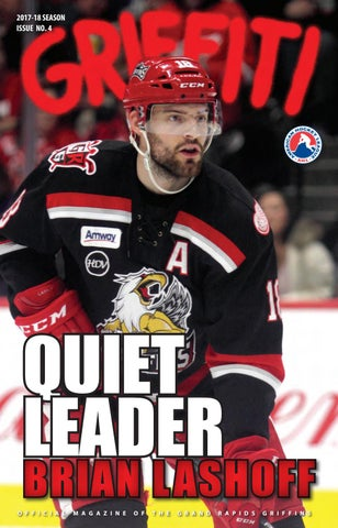 2017-18 Griffiti - Issue  4 by Grand Rapids Griffins - issuu 2401570bc