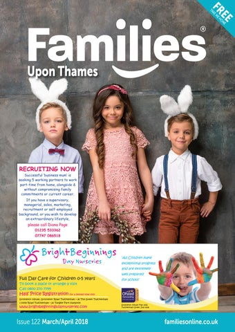 Families Upon Thames March-April 2018 Issue 122