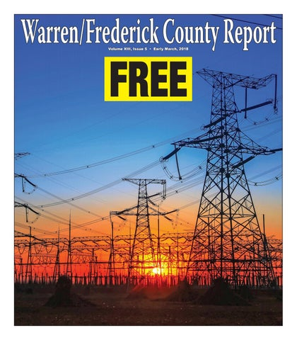 ebc2ae2eb39a Early March 2018 Warren/Frederick County Report by Warren/Frederick ...