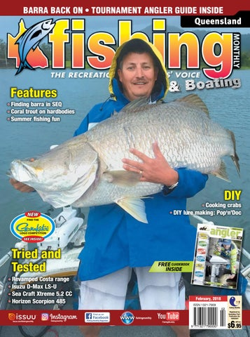 264cd64679 Vic Tas Fishing Monthly February 2018 by Fishing Monthly - issuu