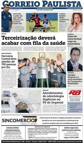 jornal Correio Paulista 1311 by Jornal Correio Paulista - issuu d009ba3c7c69c