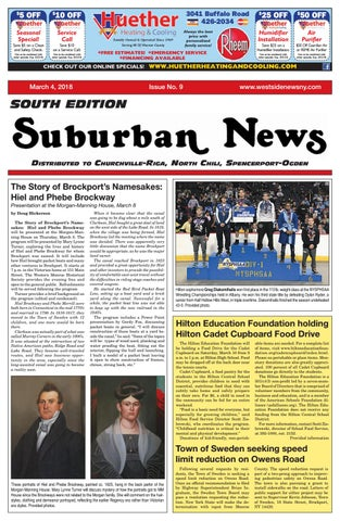 Suburban news south edition march 4 2018 by westside news inc page 1 fandeluxe Gallery