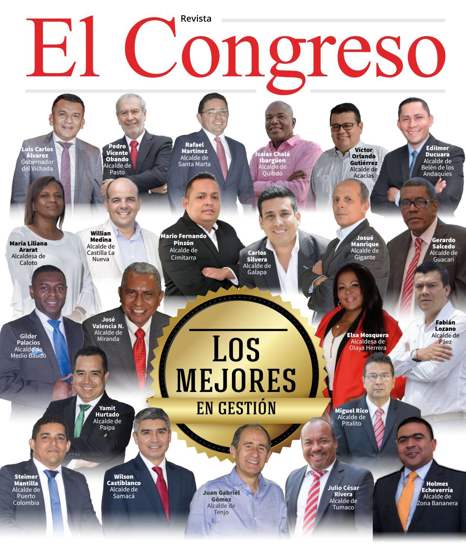 Aico Lombana edición 209 especial mejores administracionesrevista el