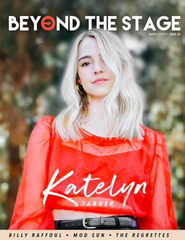 katelyn tarver a little more free album