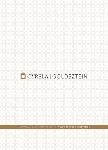 ffc2bb63a8a CYRELA GOLDSZTEIN - Perfil da Cyrela Porto Alegre by Entrelinhas ...