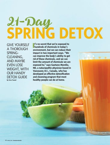 Page 42 of 21-Day Spring Detox