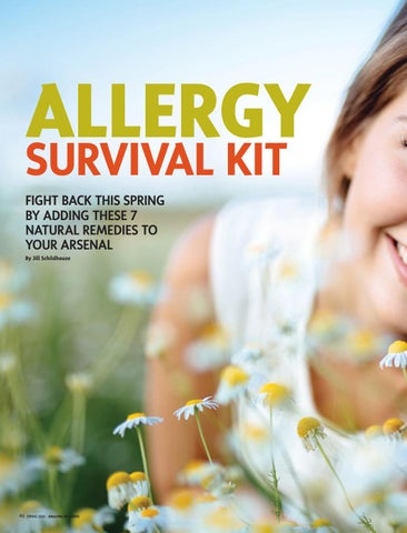 Page 48 of Allergy Survival Kit