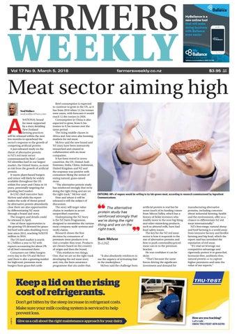 58d8553185bc1 Farmers Weekly NZ March 5 2018 by Farmers Weekly NZ - issuu