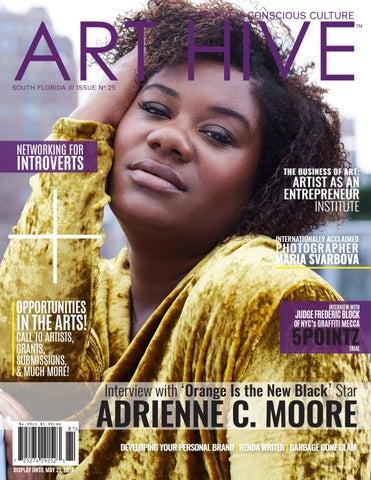 Art Hive Magazine /// #25 /// Spring 2018 by Art Hive Magazine - issuu