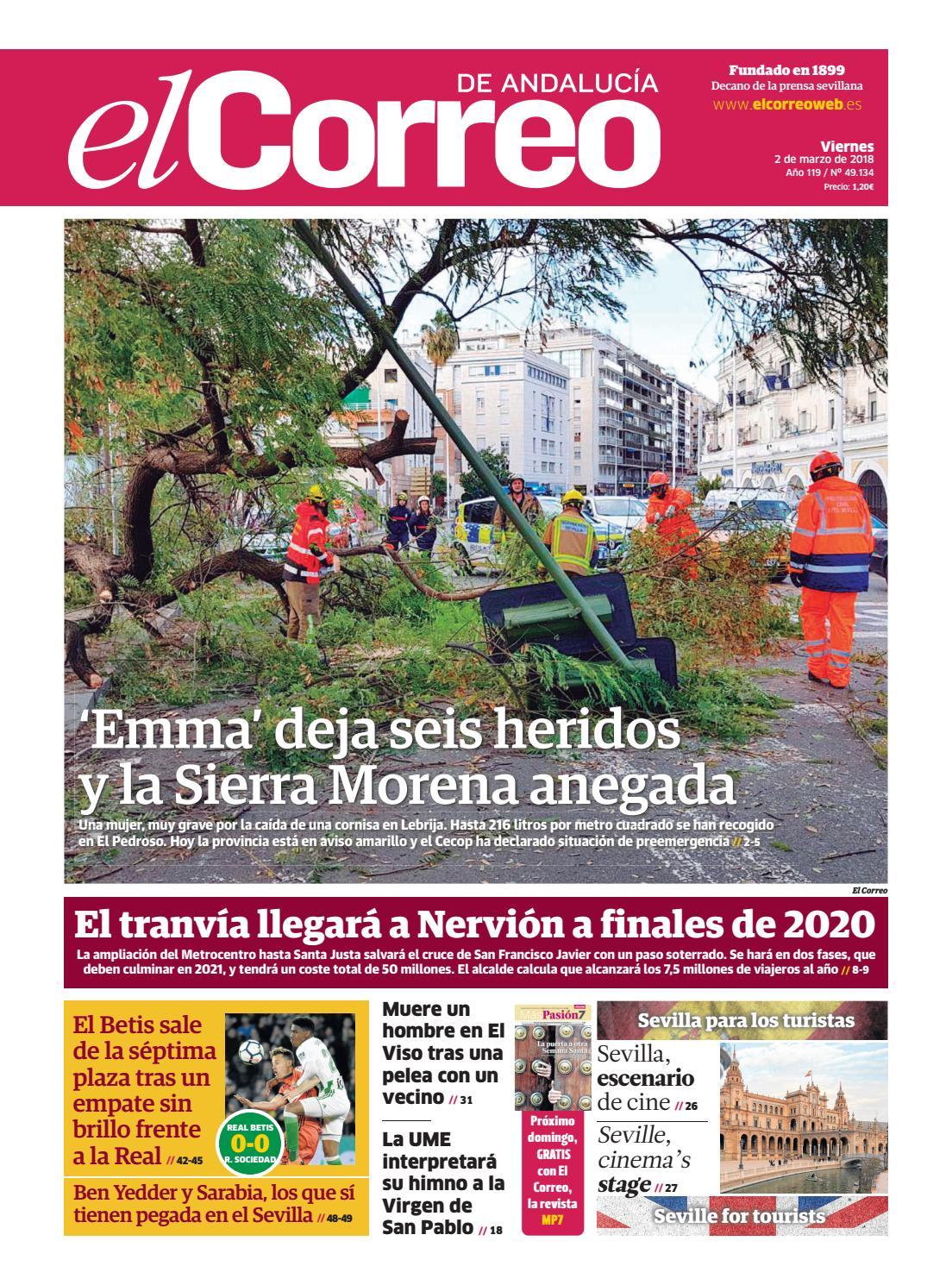 aae2349b739ea 02.03.2018 El Correo de Andalucía by EL CORREO DE ANDALUCÍA S.L. - issuu