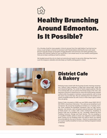 Page 23 of Healthy Brunching Around Edmonton