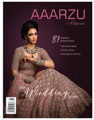 4481a092d42 Aaarzu magazine 2018 Spring Issue by Aaarzu Magazine - issuu