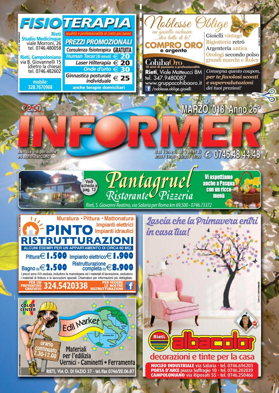 INFORMER marzo 2018 by informer - issuu 3eeb6701507