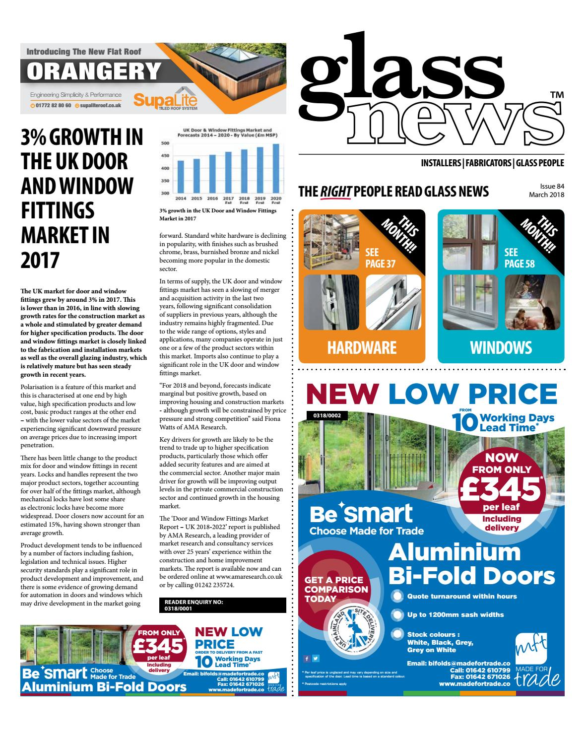 Glass News March 2018 by Christina Shaw - issuu
