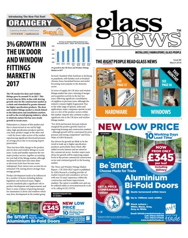 Glass News March 2018 By Christina Shaw Issuu