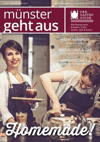 Münster Geht Aus - Winter/Frühjahr Ausgabe 2018 by Tips Verlag GmbH ...