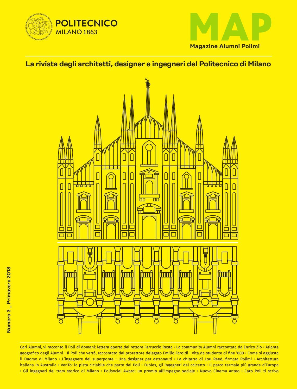 Calendario Politecnico Milano.Map Magazine Alumni Politecnico Di Milano 3 By Alumni