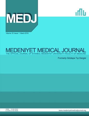 Medeniyet 2018 1 By Lookus Scientific Issuu