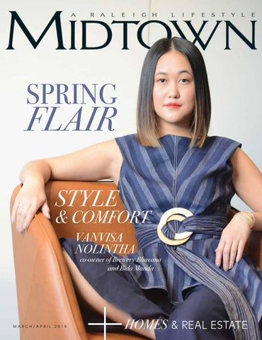 a94e5b8dbc8e01 Midtown Magazine by Midtown Magazine, Cary Living Magazine - issuu