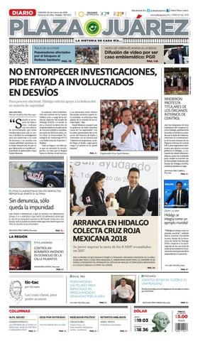 the latest 08db1 a1162 02 03 18 by Diario Plaza Juárez - issuu