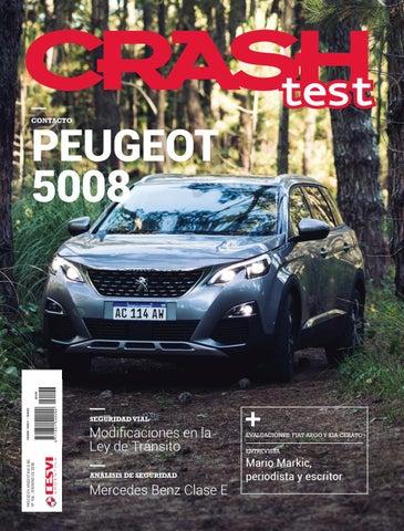 c37eff054bb4 Revista Crash Test 196 by Cesvi Argentina - issuu