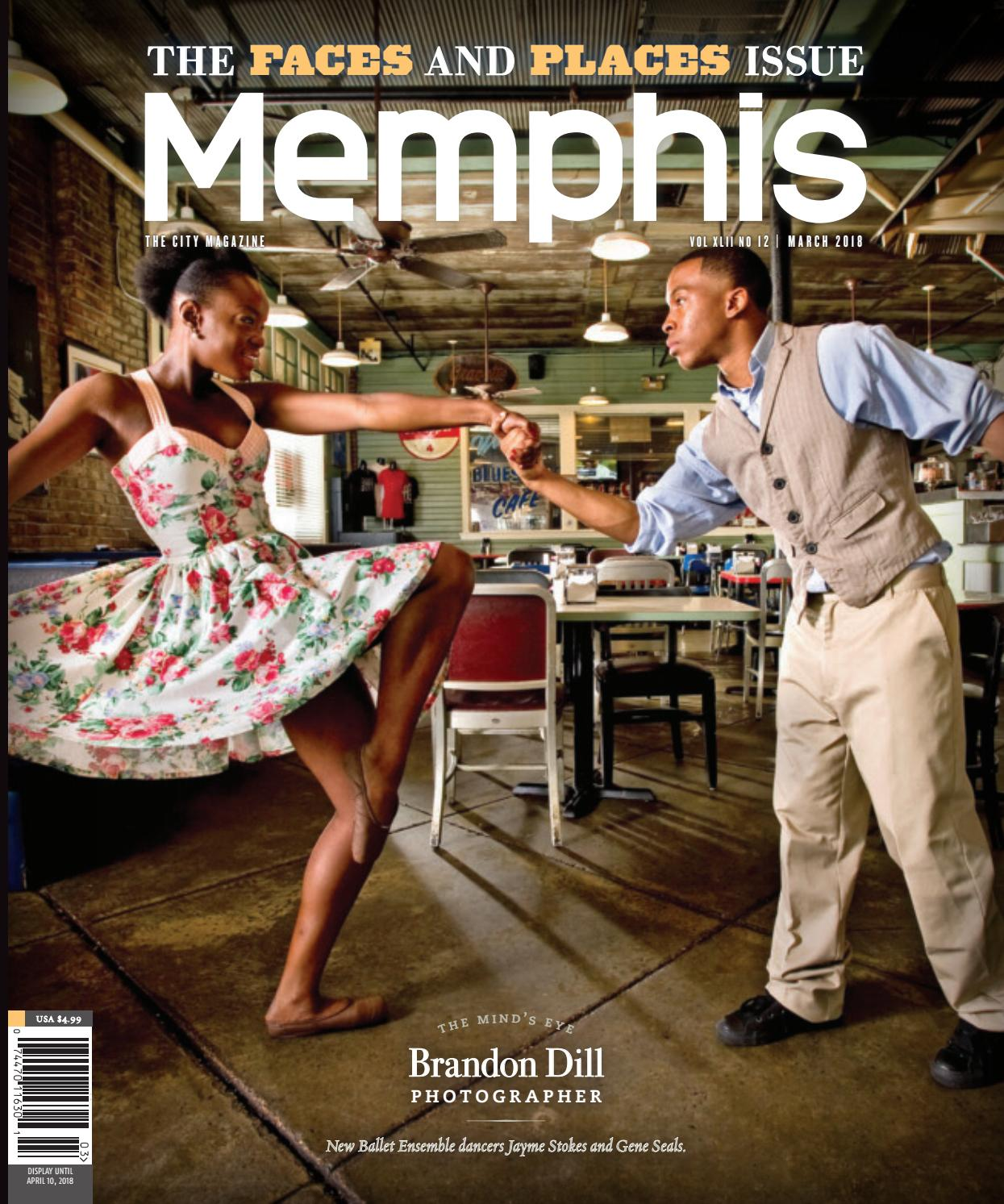 Memphis magazine March 2018 by Contemporary