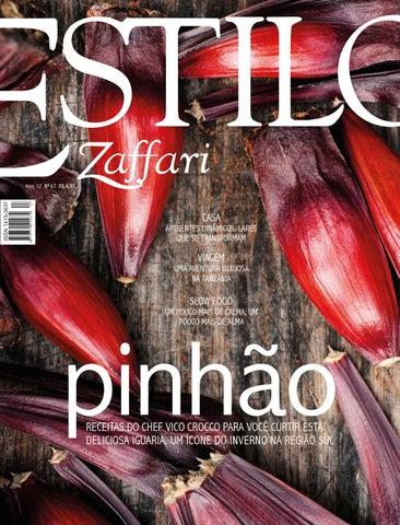 21508d1f8d4 Revista Estilo Zaffari - Edição 67 by Entrelinhas Conteúdo   Forma ...
