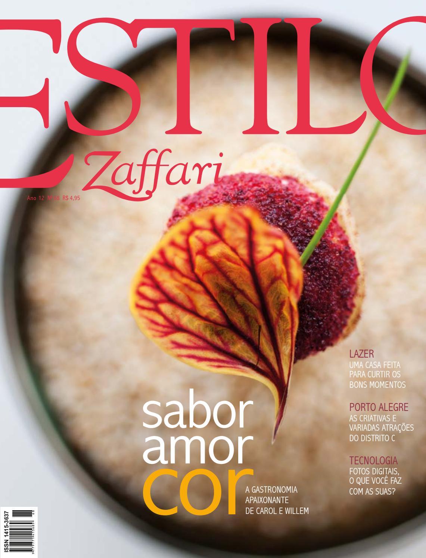 0cfa5be80 Revista Estilo Zaffari - Edição 68 by Entrelinhas Conteúdo   Forma - issuu