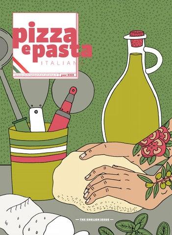 Pizza E Pasta Italiana English Issue By Pizza E Pasta