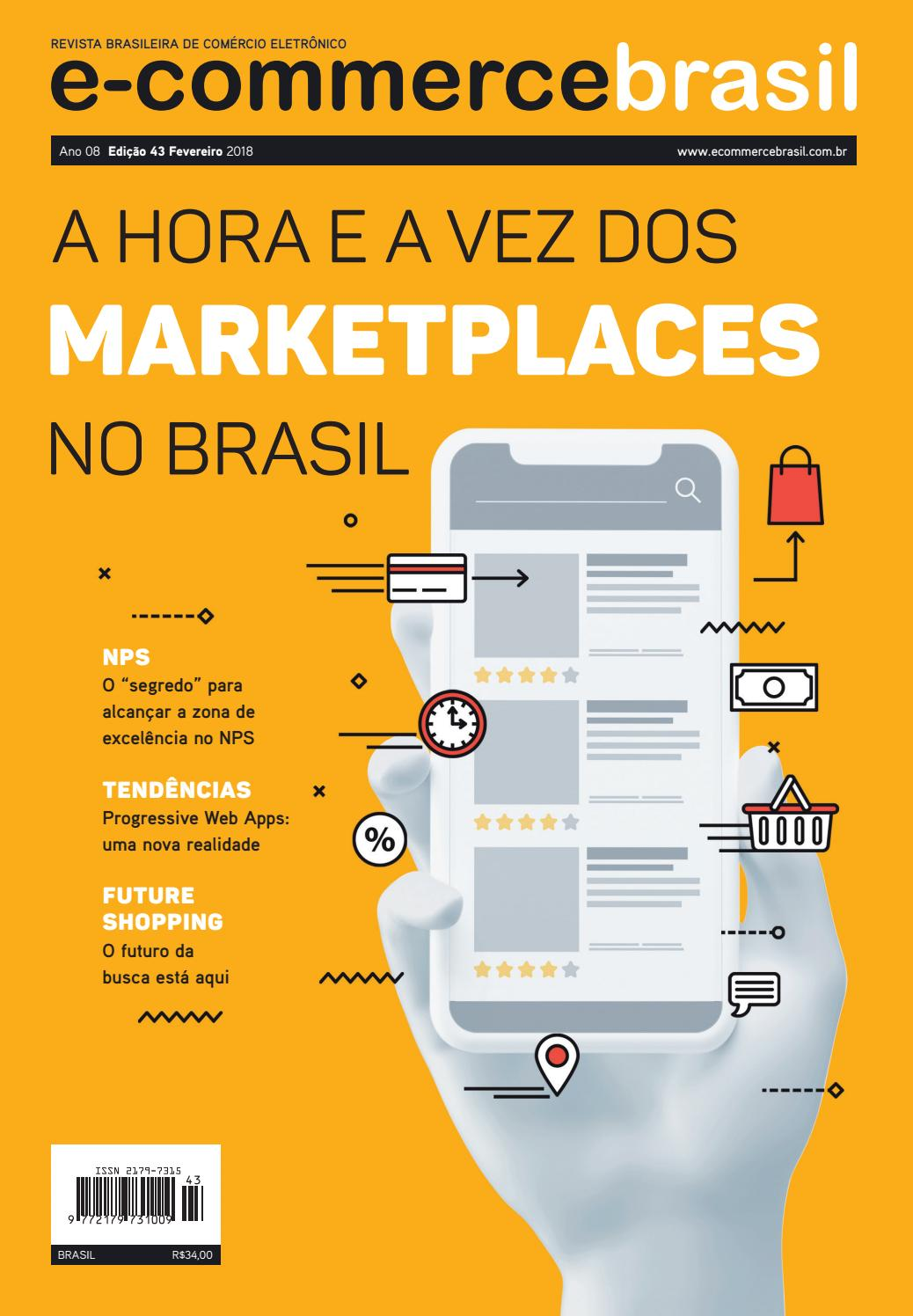 A hora e a vez dos marketplaces by E-Commerce Brasil - issuu e6364695cd