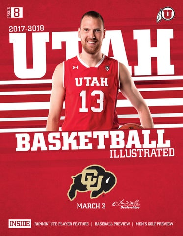 Utah Basketball 2017-18 issue  8 by Mills Publishing Sports - issuu ef2bc5eec