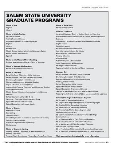 Page 25 of Graduate