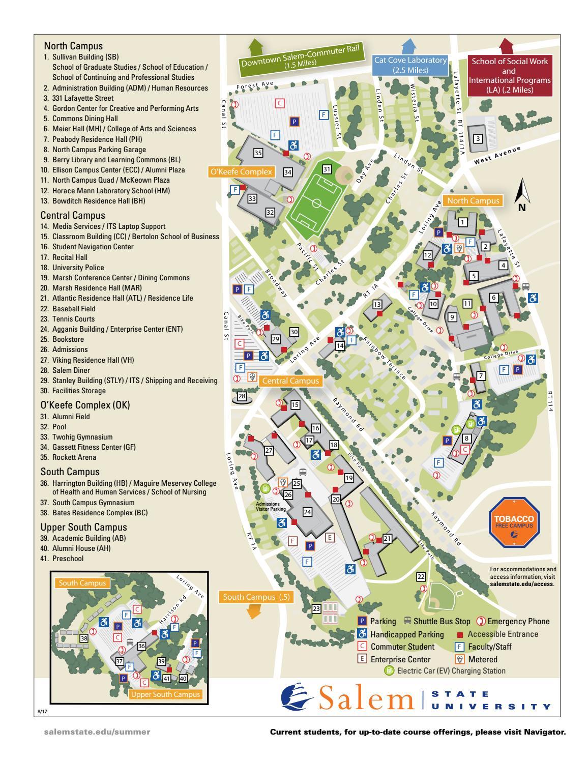 SSU Summer 2018 Undergraduate and Graduate Courses and Institutes by ...