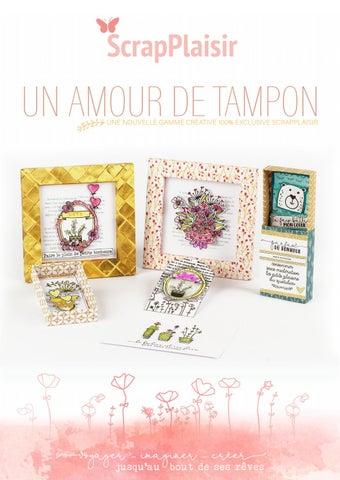 Catalogue - Un amour de tampon - Mars 2018