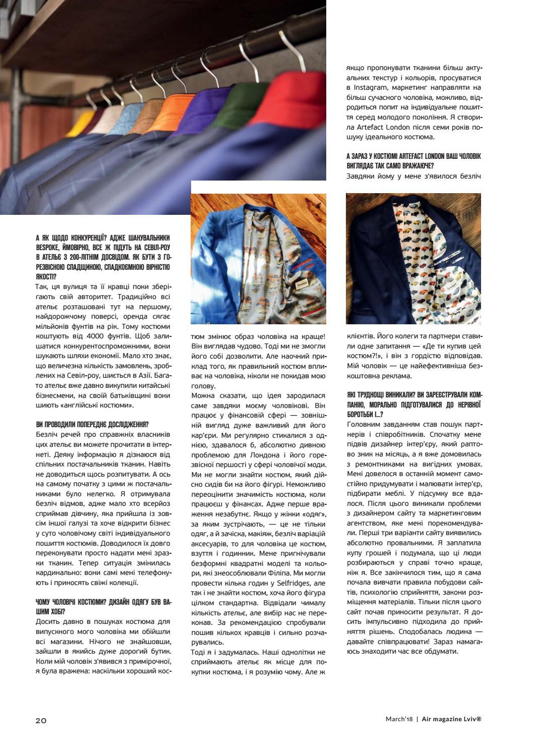 a09d4f1fac820e Air mag lviv #21 web by AIR MAGAZINE LVIV - issuu