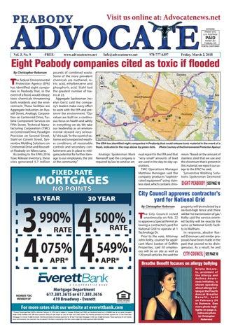 b0c20b3f5bd Peabody Magazine Spring 2018 Vol. 12